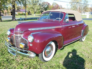 41 Chevy Convertible