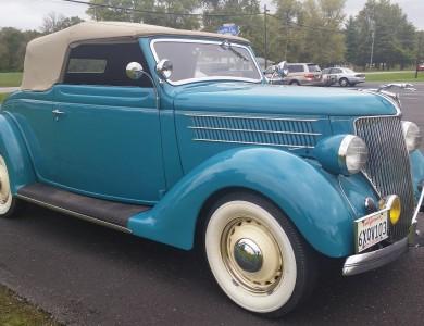 1936 Ford Conv